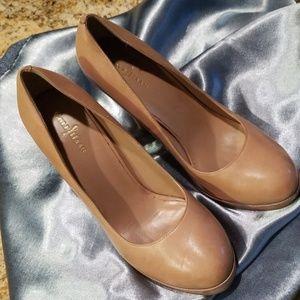 Come Haan Nude heels Size 9